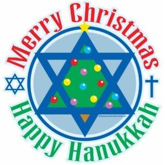 Merry Christmas / Happy Hanukkah
