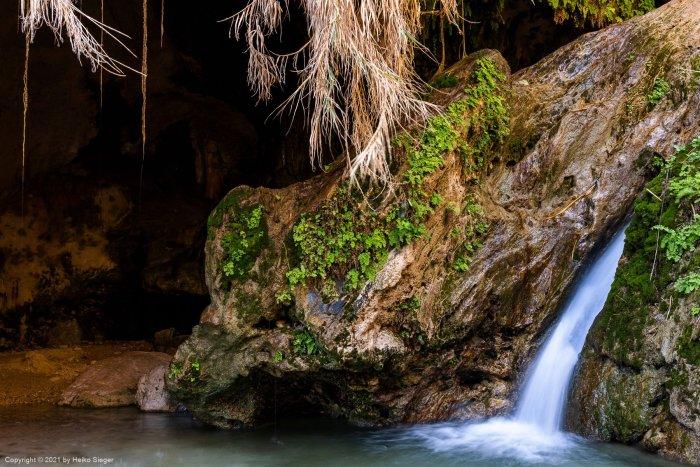 Dodim cave at Nahal David