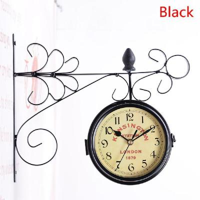 vintage-style-wall-clock-decorative-clock-old-fashioned-the-little-flower-shop-florist-london-gift-shop