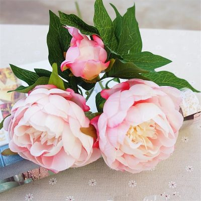 Artifical-flowers-peony-pink-peonies-fake-plants-artificial-the-little-flower-shop-florist-london-uk-delivery-faux-flowers-light-pink