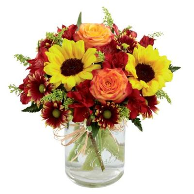 SUNFLOWER-SUMMER-FLOWERS-BOUQUET-THE-LITTLE-FLOWER-SHOP-LONDON-FLORIST-LONDON-3