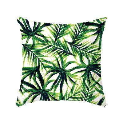 leaf-cushion range-the-little-flower-shop-gift-shop-london-leaf-style-foliage-plant-cushion-furniture