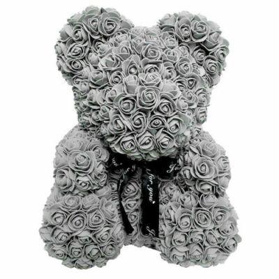 GREY-GREY-BEAR-large-teddy-bear-rose-flower-multi-colour-the-little-flower-shop-small