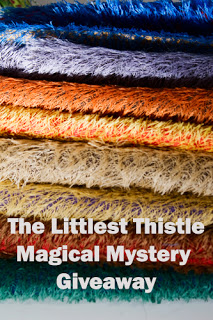 The First Littlest Thistle Giveaway