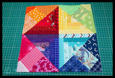 Foundation Paper Piecing For The Terrified Week 5 Preview