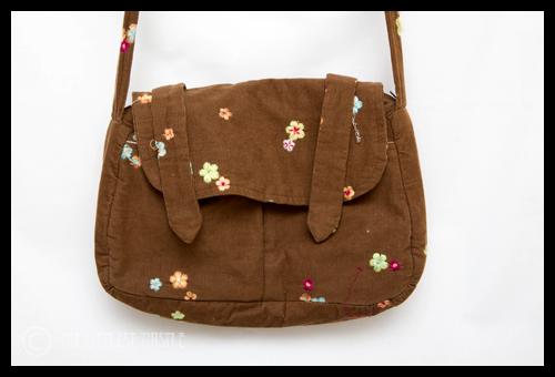 My First Bag – Outing Myself
