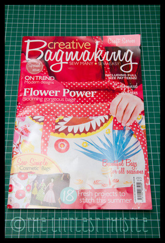 Creative Bag Making – Out Today