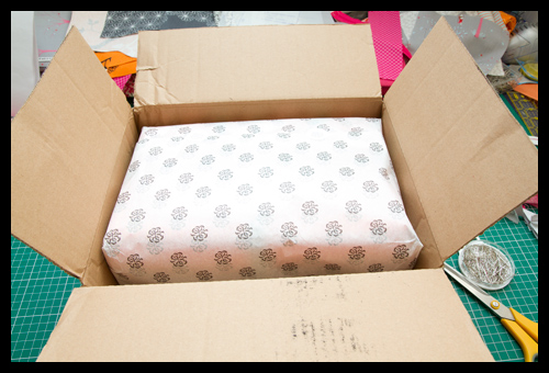 Fabric Shop Customer Service
