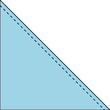 Quilt Making Basics – Half Square Triangles