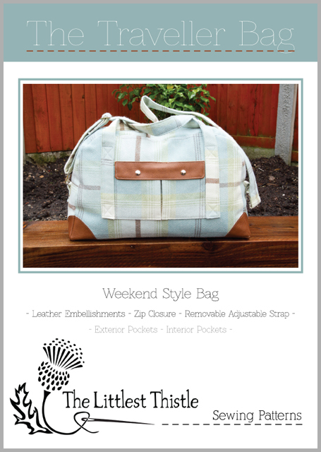 Pattern Launch – The Traveller Bag