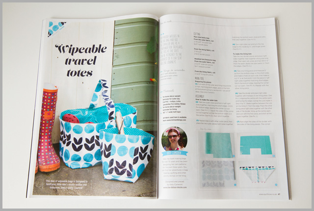Quilt Now Issue 14