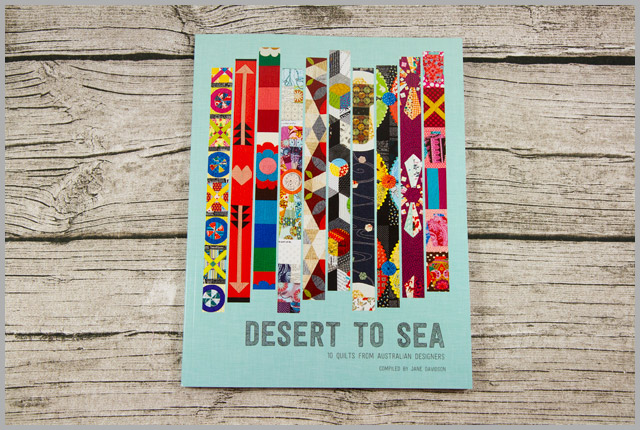 Book Review – Desert To Sea