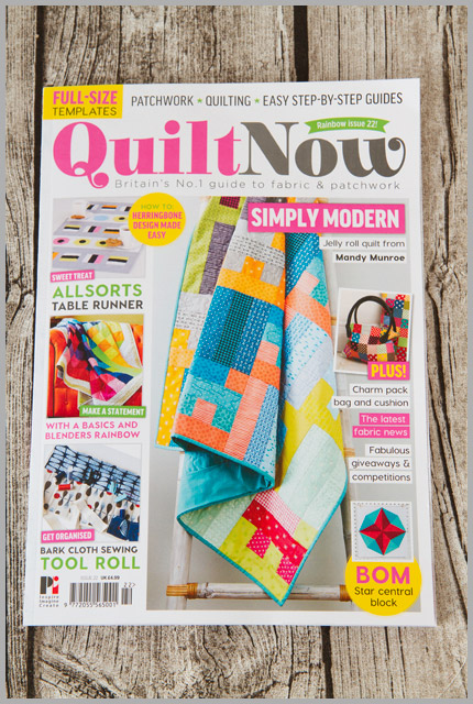 Quilt Now Issue 22