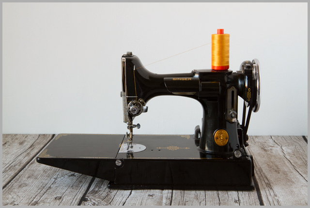 The Sewing Machine Outtakes