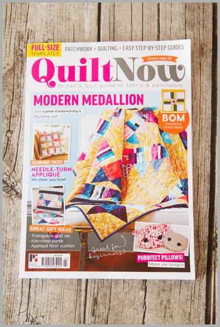 Quilt Now Issue 23