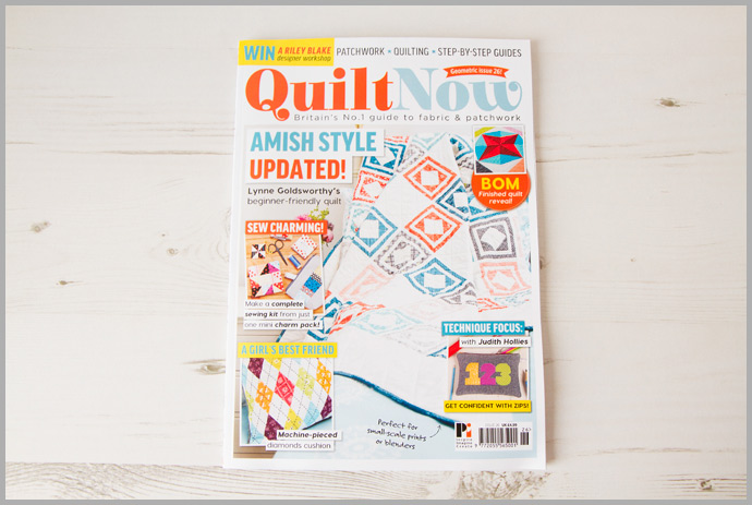 Quilt Now Issue 26