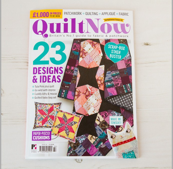 Quilt Now Issue 32