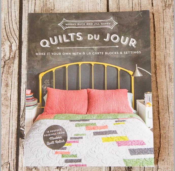 Book Review – Quilts Du Jour