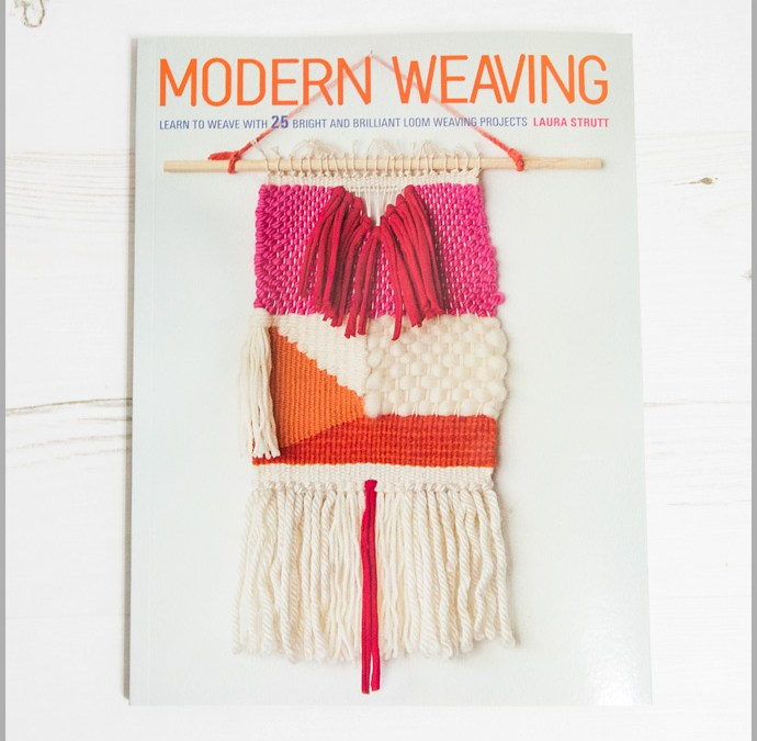 Book Review – Modern Weaving