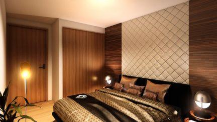 ベッドルーム0331