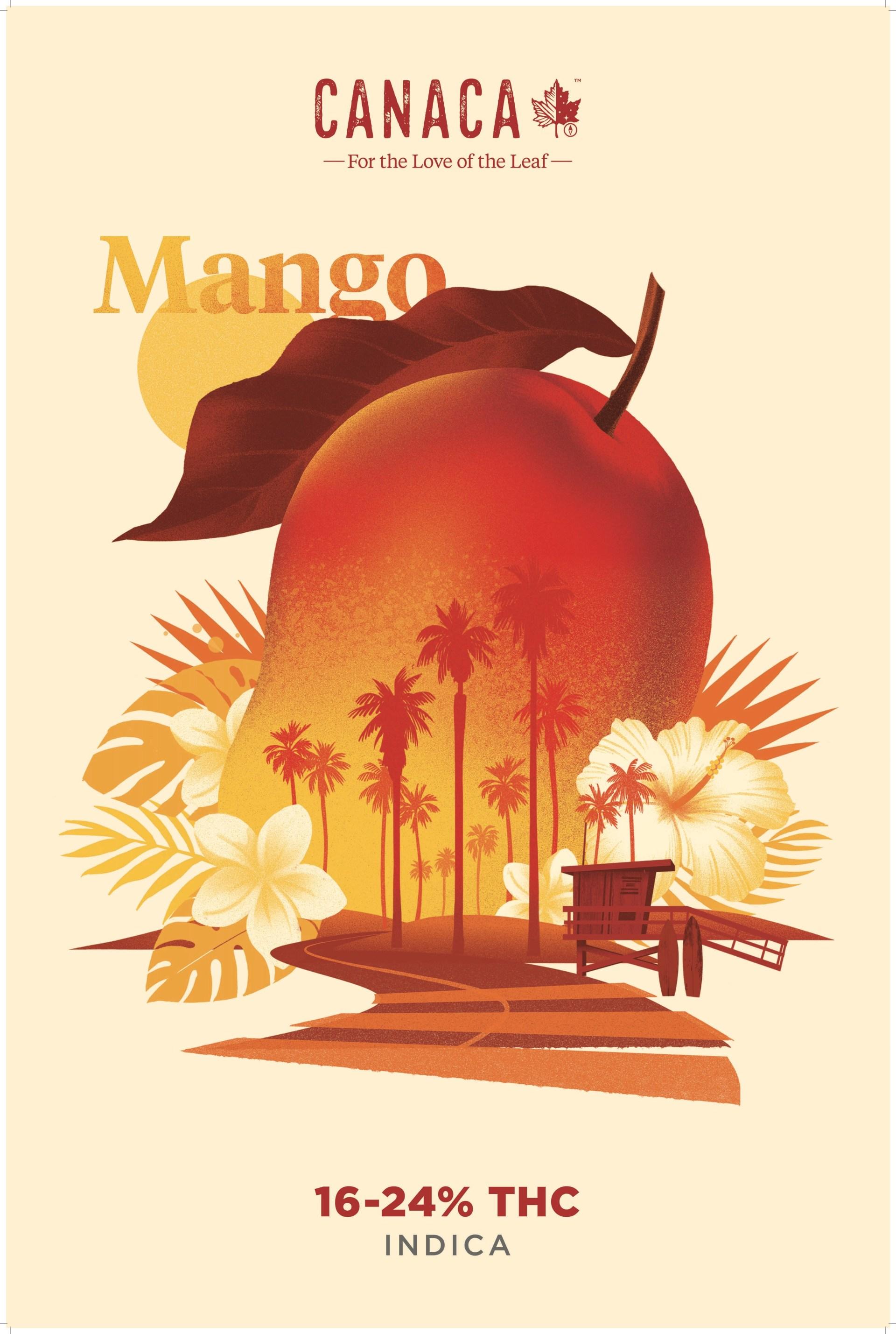 Canaca- Mango
