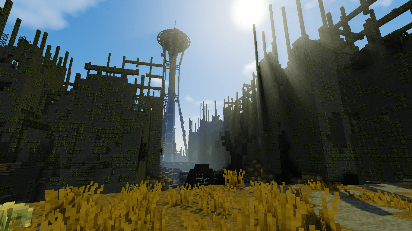 2 Fallout Minecraft Pack 4 Texture 1