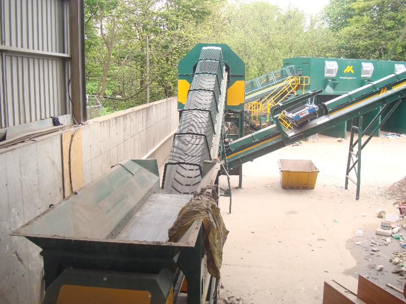 Mercian Skip Hire's Waste Recycling Solution