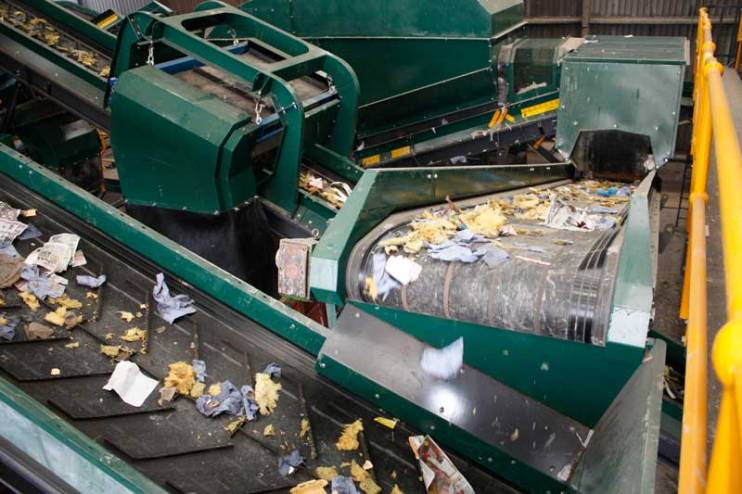 Commercial Industrial Waste (C&I)