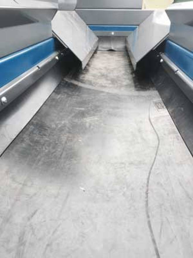 Conveyor Recycling