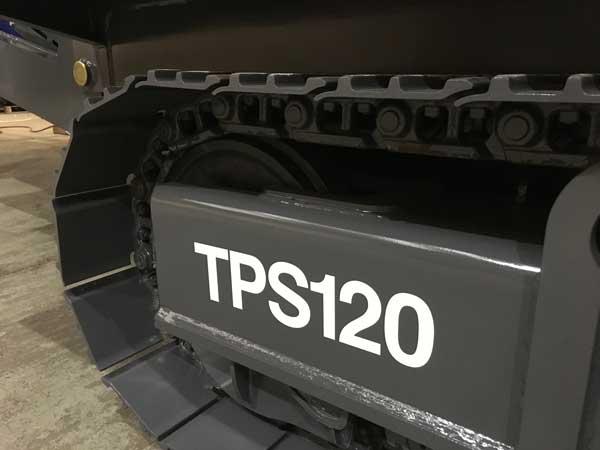 TPS Track Picking Station