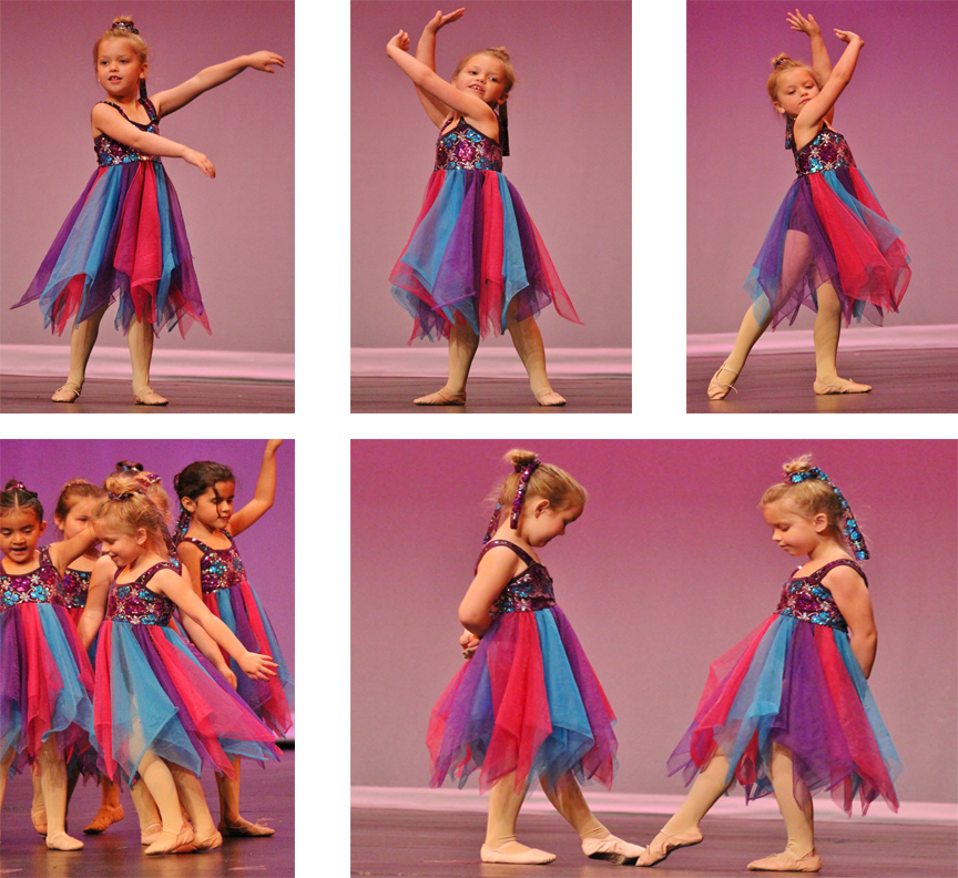 Recital Photo Package