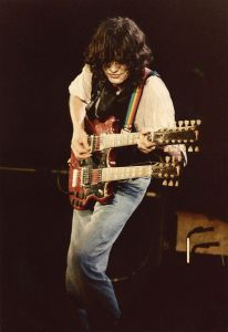 Jimmy Page 1983