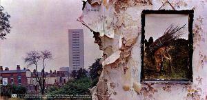 A c1m nélküli Led Zeppelin album, a legendás LZ IV
