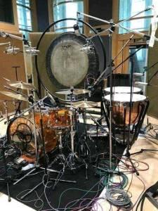 Bonzo's drums