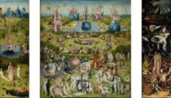 Hieronimus Bosch - Gyönyörök kertje