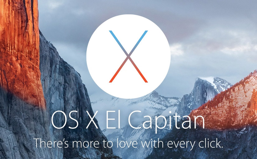 Create a bootable USB drive for OSX El Capitan