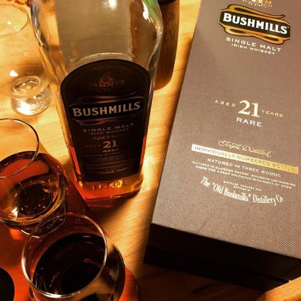 """It's that time of the year again.  """"Gimmie some bushmills I'll sing you this song"""" (Nofx)"""