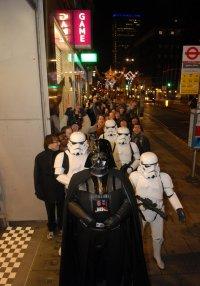 Фанаты в Лондоне отметили выход игры