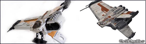 Фанат создал модель BT-7 Thunderclap с помощью наборов Lego