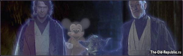 Disney приобретает Lucasfilm и права на Star Wars