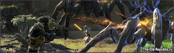 Интервью с BioWare об Rise of the Hutt Cartel и новинках