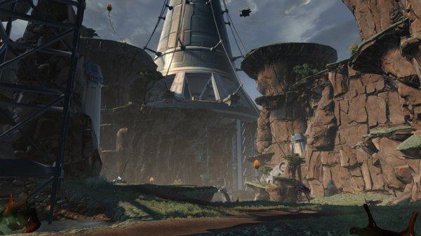 Блог Разработчиков: Обзор планеты Макеб