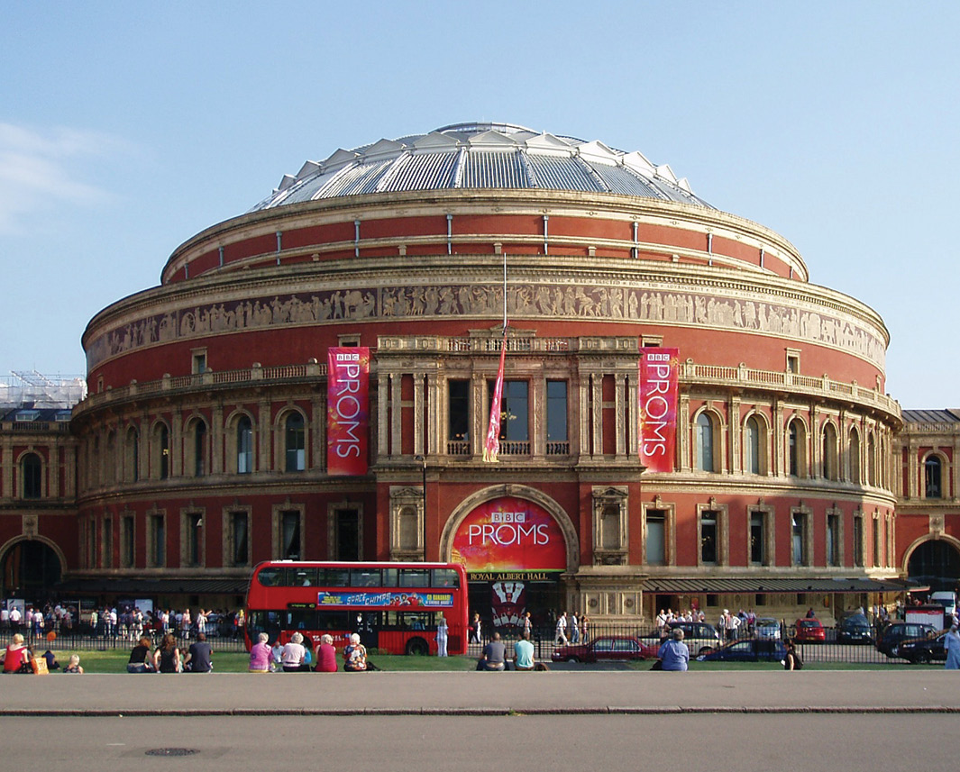 above The economic benefit of the BBC Proms can be calculated from ticket sales and the subsequent boost in tourism from people coming to London to enjoy the concerts, but how do you quantify its benefit to the soul?