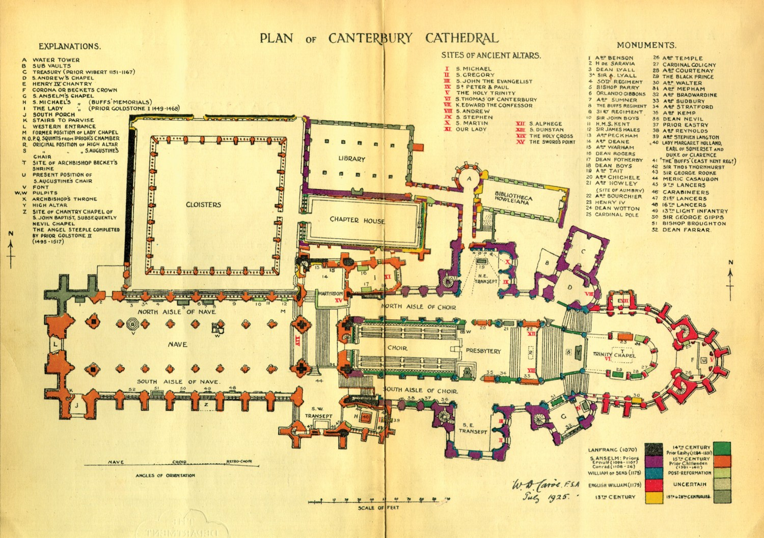 IMAGE: www.medart.pitt.edu/image/England/Canterbury/Cathedral/Plans/Canter-Cath-Plans.html
