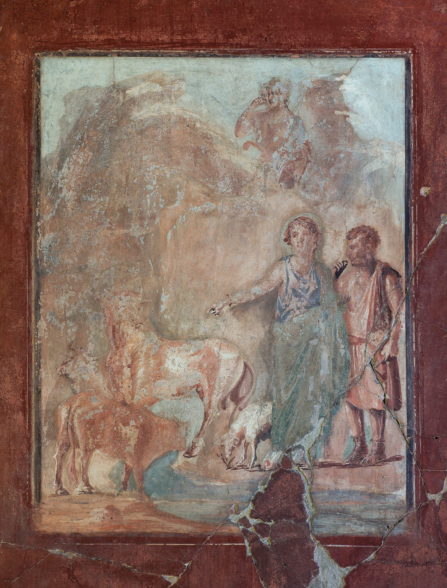 IMAGE: Laura Eboli © J Paul Getty Trust with permission of Parco Archeologico di Ercolano