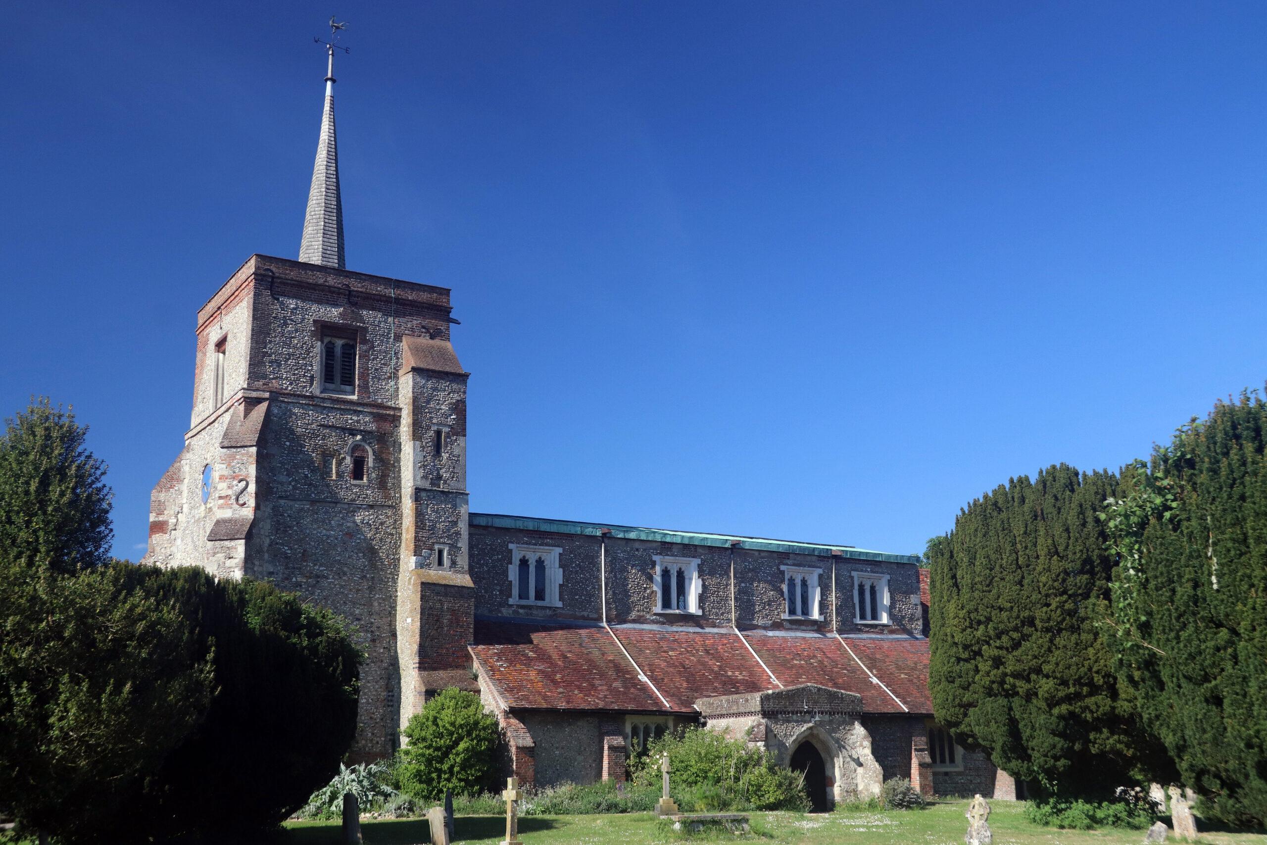 £1m conservation work begins on Hertfordshire church