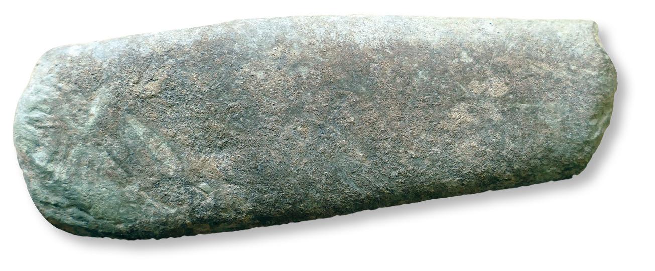 Unprecedented prehistoric finds on Skokholm Island