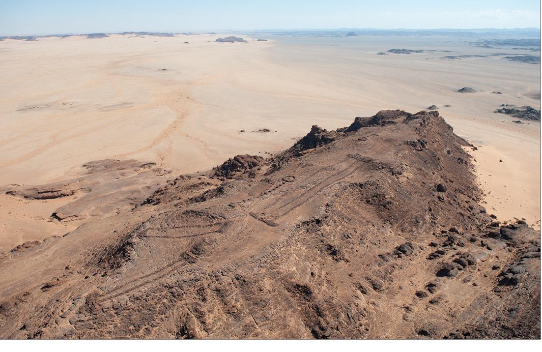 Arabia's mustatils identified as the earliest monumental landscape