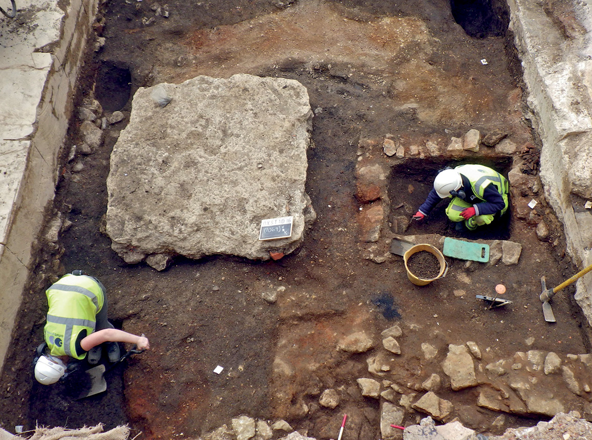 Excavating the Oxford Jewry