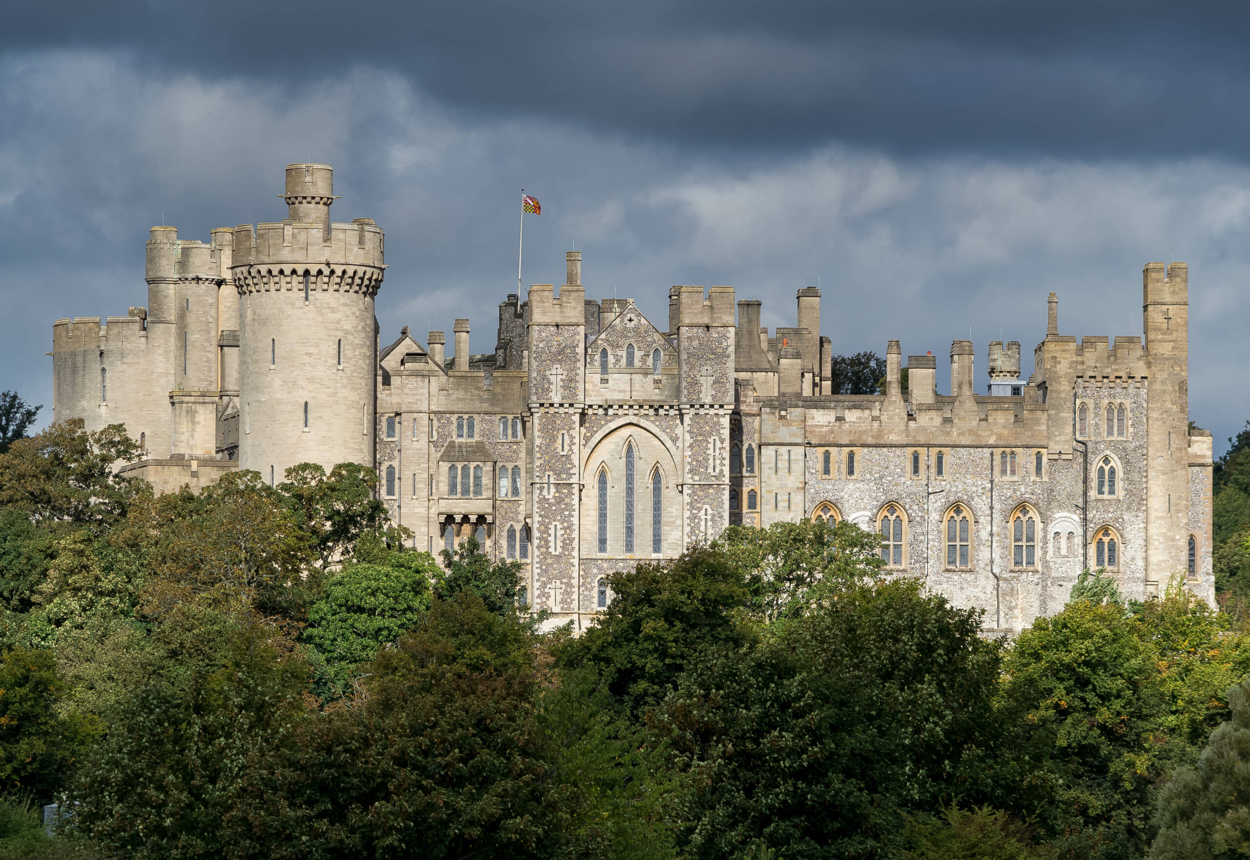 Mary, Queen of Scots' rosary among treasures stolen from Arundel Castle